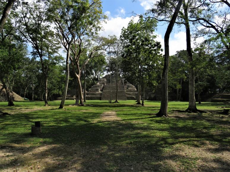 Belize San Ignacio Cahal Pech 3