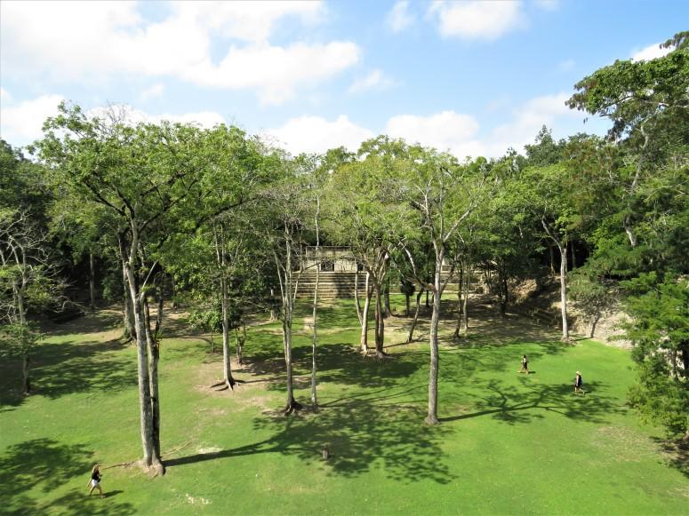 Belize San Ignacio Cahal Pech 6