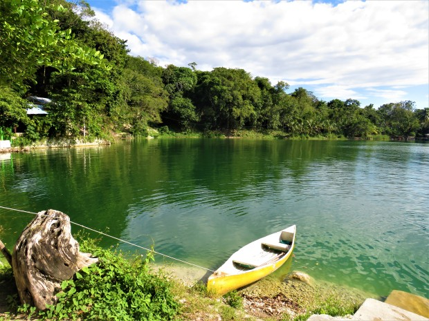 Guatemala Flores Jorges Rope Swing 2