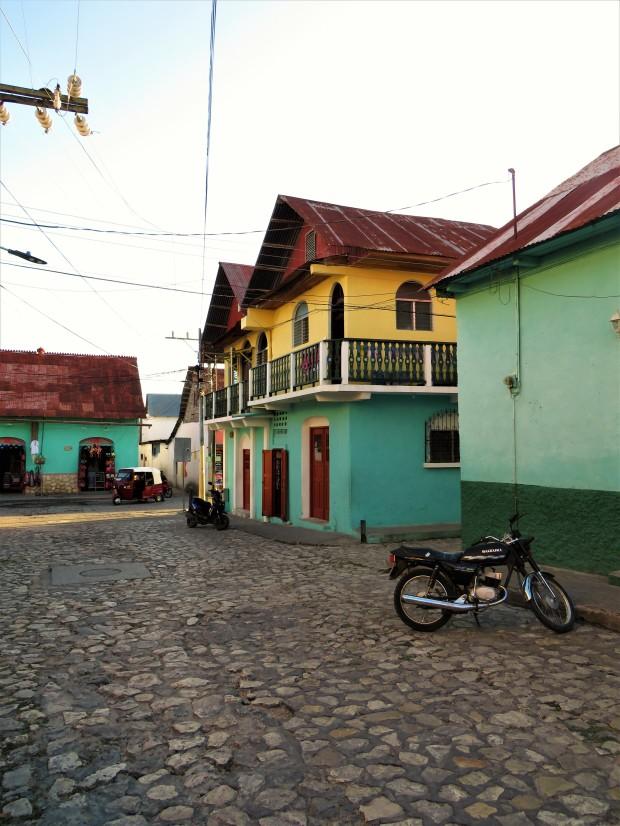 Guatemala Flores Town 1