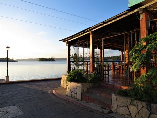 Guatemala Flores Town 4