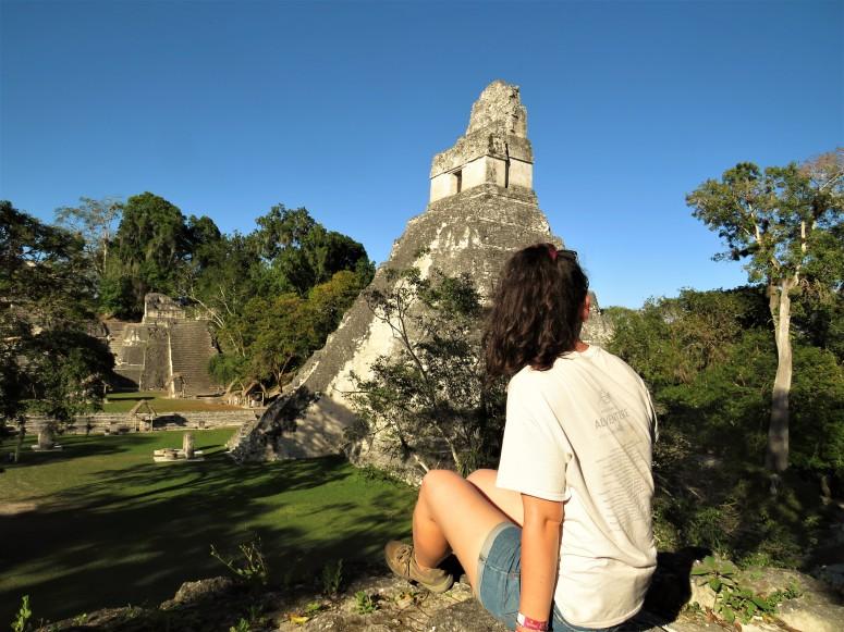Guatemala Tikal Me 1